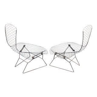 Harry Bertoia for Knoll Bird Chairs - A Pair