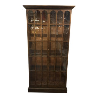 Baker Furniture Traditional Display Cabinet