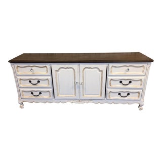 Drexel French Provincial Credenza