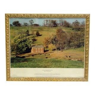 "Framed ""The Tanyard House"" Print"
