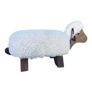 Sheep Foot Stool
