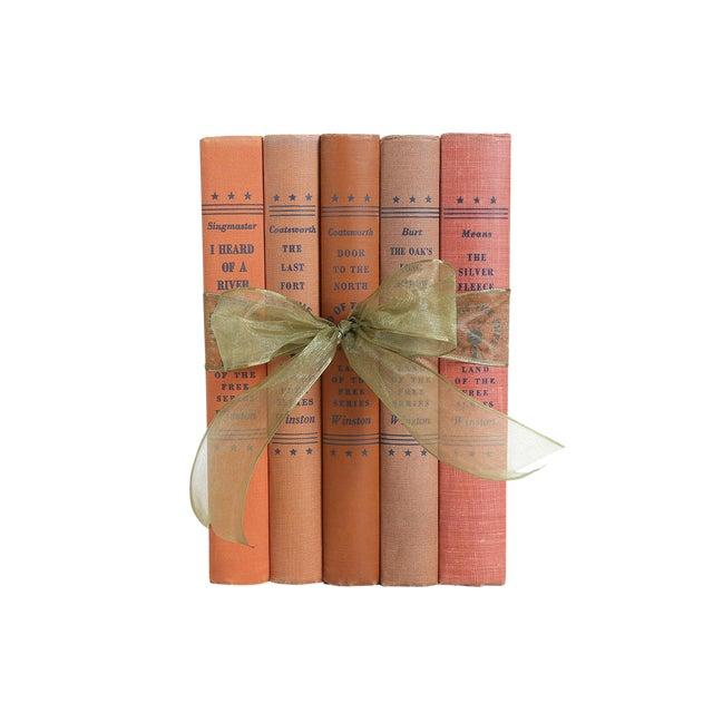 Vintage Children's Book Gift Set: History Mix - Set of 5 - Image 1 of 4