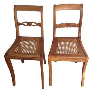 Mid-19th Century Austrian Biedermeier Chairs