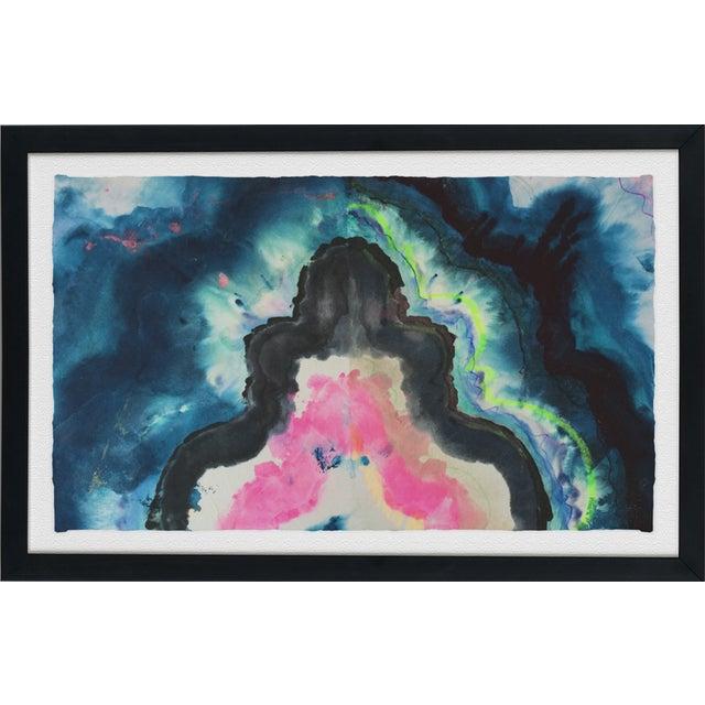 """Image of Kristi Kohut """"Deep Blue Agate"""" Fine Art Print"""