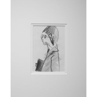 Mid-Century Figurative Drawing