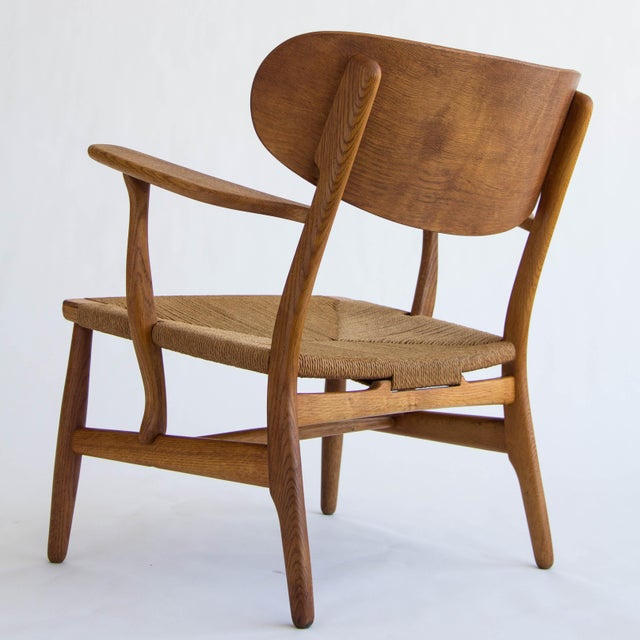 Hans Wegner Occasional Chair - Image 4 of 9