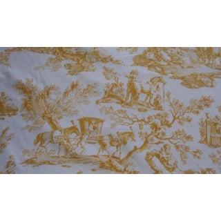 'La Musardiere' Toile Fabric by Manuel Canovas