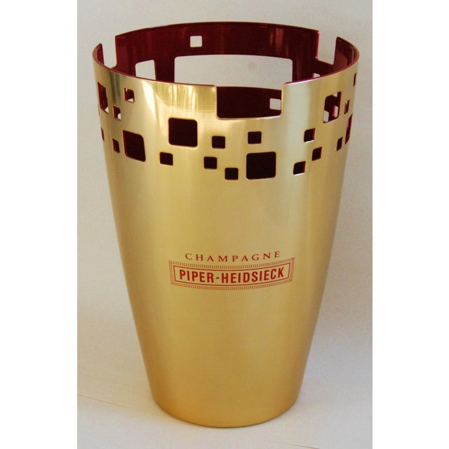 Piper-Heidsieck Champagne French Ice Bucket - Image 7 of 11