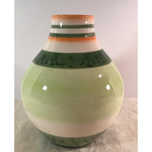 Fitz & Floyd Ceramic Vase - Image 2 of 7