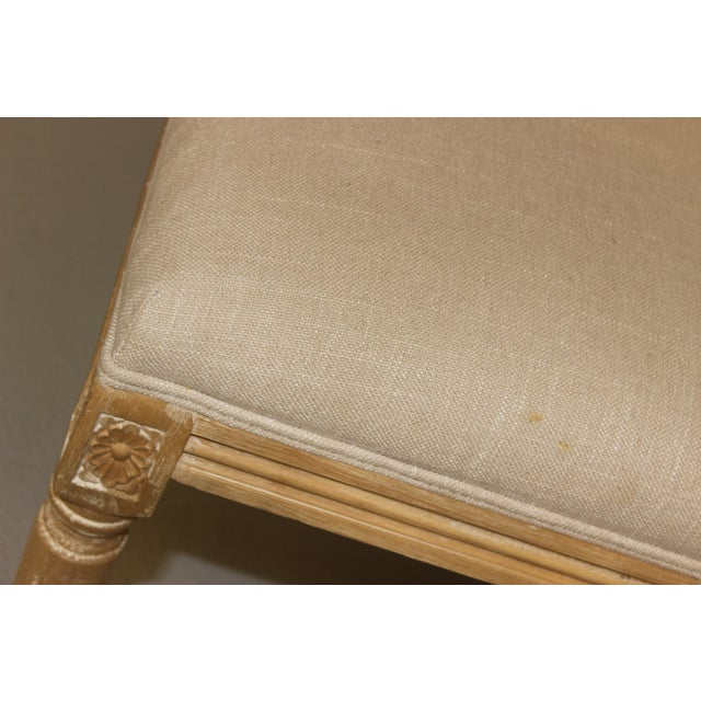 Louis XVI Ballard Design Chairs - Pair - Image 4 of 5