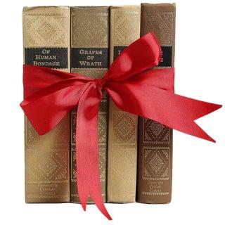 Twentieth Century Classics Gift Set: 1940's Tan Mix - Set of 4