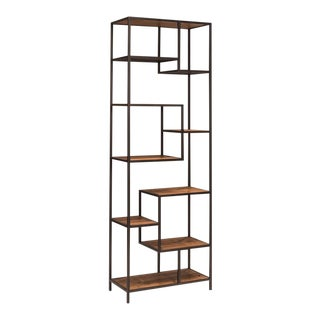 Sarreid Ltd. John Bookcase