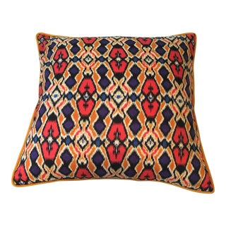 Pink Heart Cotton Pillow