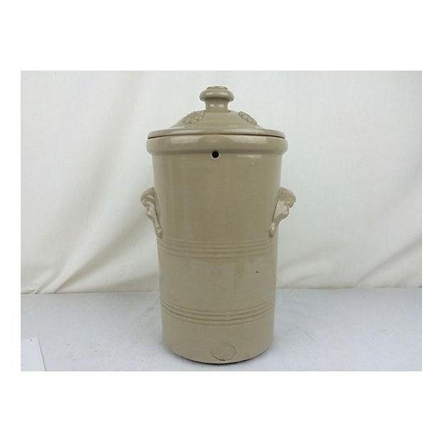 Paris Stoneware Water Filter & Dispenser - Image 4 of 5