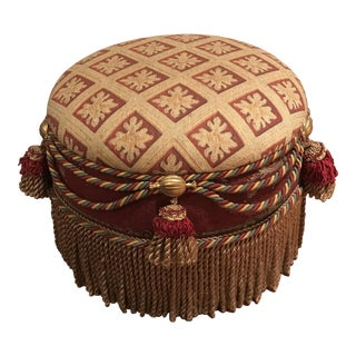 Sweet Dreams Couture Upholstered Stool