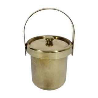 Solid Brass Ice Bucket