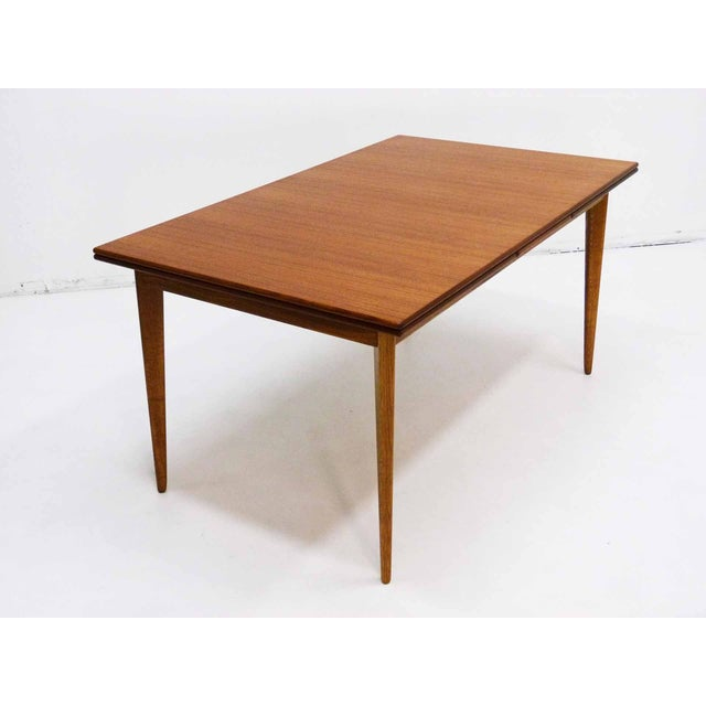 J.O. Carlsson Teak Extension Dining Table - Image 5 of 10