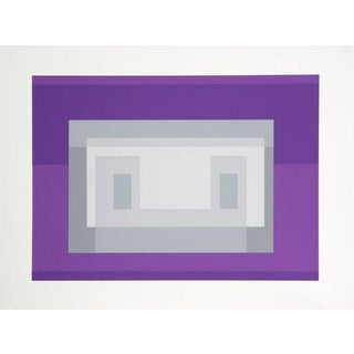 "Josef Albers ""Portfolio 2, Folder 18, Image 1"" Print"