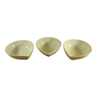 Xiahe Co. Sam & Squito Bone China Teardrop Bowls- Set of 3