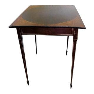 19th Century Sunburst Table