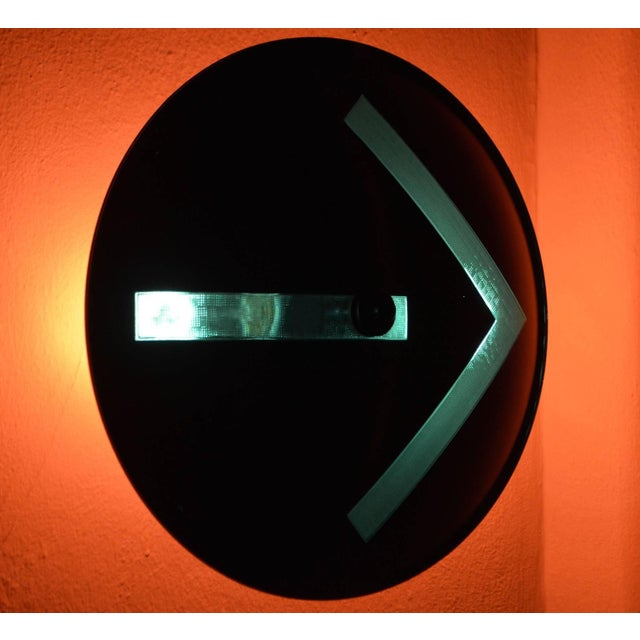 Traffic Signal Light Wall Sconce - Image 6 of 10