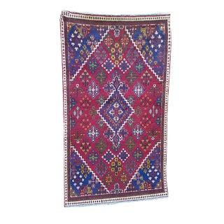 Vintage Josheghan Persian Rug - 3′3″ × 5′6″