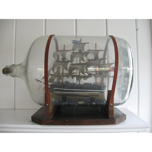 Ship in a Bottle - Image 2 of 6