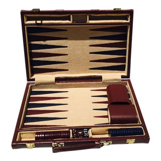 Vintage Corduroy Backgammon