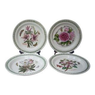 Portmeirion Dinner Plates - Set of 4