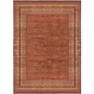 """Transitional Hand Woven Rug - 8'2"""" x 11'3"""""""