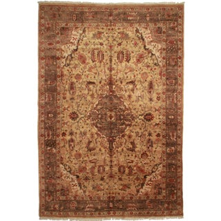 Oversize Persian-Style Rug - 10′8″ × 15′10″