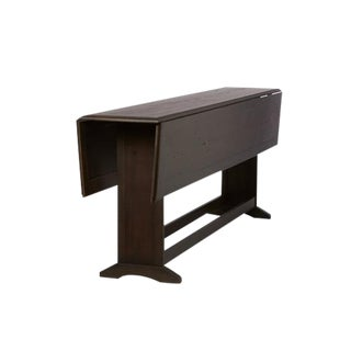 Cisco Home Drop Leaf Console Table