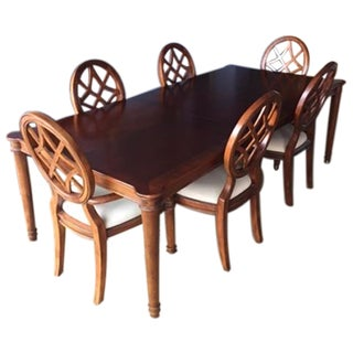 Marshall Field Dining Set with Leaf