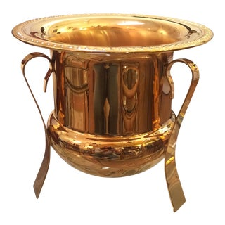 14k Gold Electro Plated Champagne Bucket