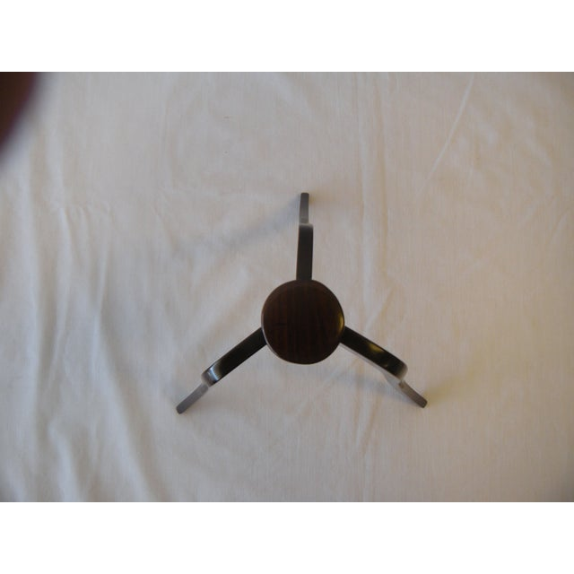 Image of Antique Asian Wooden Hat Stand