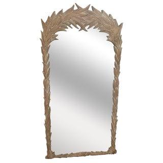 Serge Roche Palm Frond Mirror