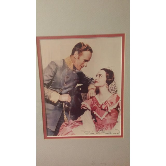 "Olivia De Havilland Signed ""Gone With The Wind"" Photograph - Image 5 of 7"