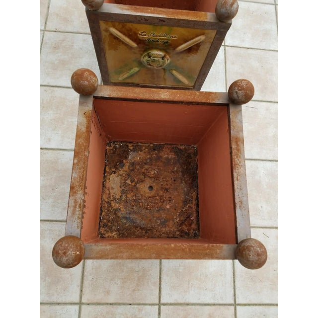 French Anduze Garden Planters - A Pair - Image 9 of 9