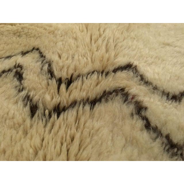 Moroccan Atlas Mountains Wool Rug - 10′5″ × 13′6″