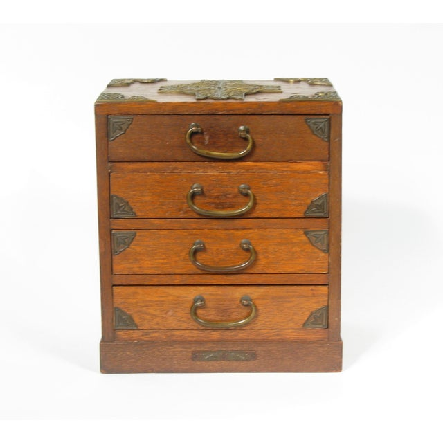 Image of Vintage Korean Chest