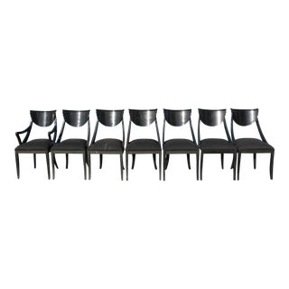 Pietro Constantini for Ello Dining Chairs - Set of 7