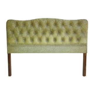 Full Size Tufted Headboard