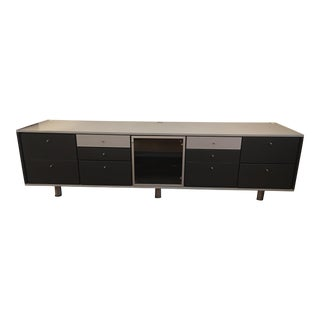 Modern Spaces Custom 10 Drawer Credenza