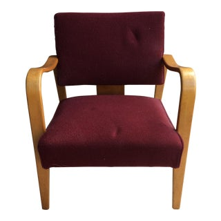 Vintage Thonet Style Accent Chair