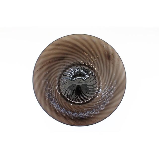Image of Cenedese Murano Scavo Glass Bowl