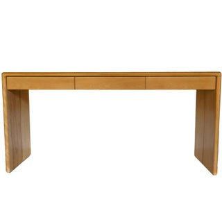 Gerald McCabe Solid Birch Console Table