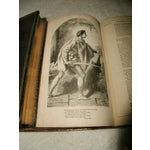"Image of ""Scott's Poetical Works"" Illustrated Leather Bound"
