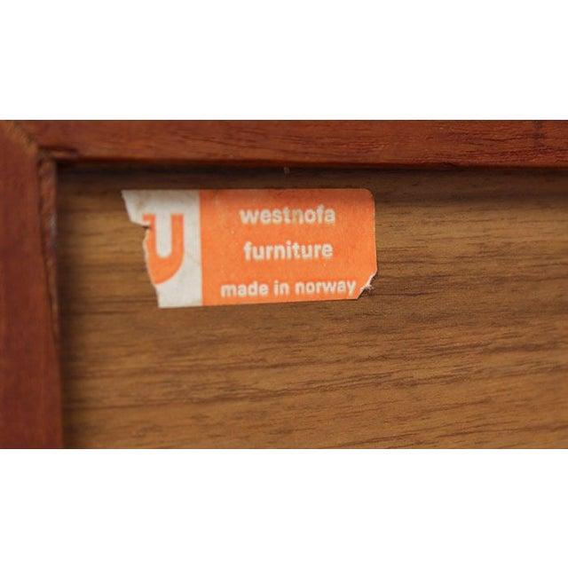 Westnofa Teak Dresser - Image 5 of 7