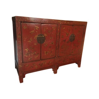 Antique Asian Chest
