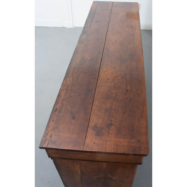 French Late 19th Century Walnut Louis Philippe Enfilade - Image 3 of 10